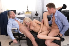 Bambi Dee - Bambi's Office Double Dicking (Thumb 114)