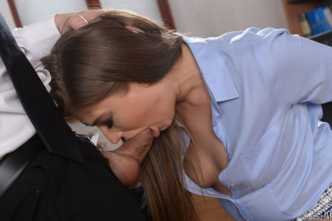 21Sextury 'Sarah Tastes Her Own Ass' starring Sarah Sultry (Photo 35)