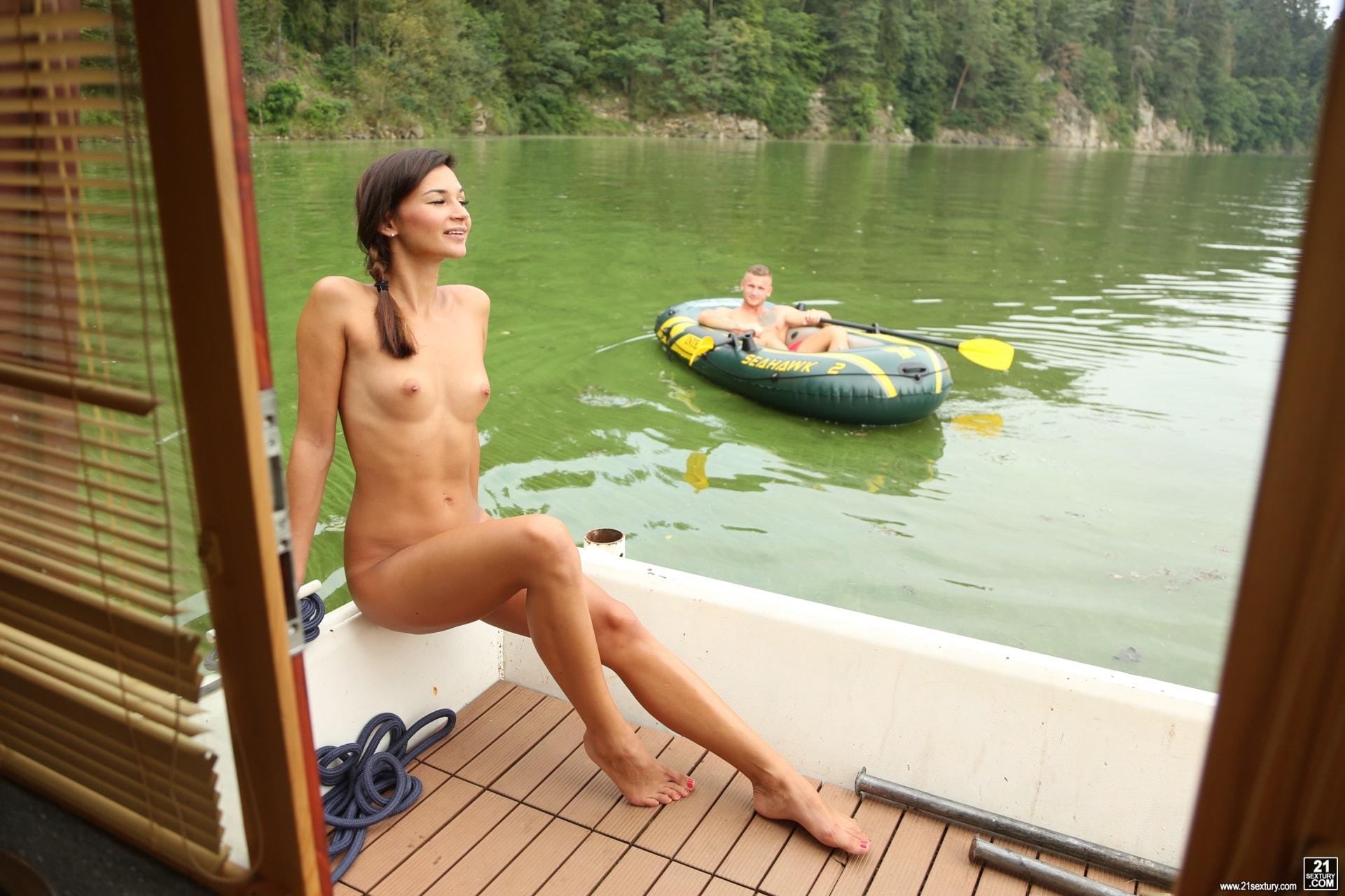 21Sextury 'No Tan Lines' starring Adela (Photo 4)