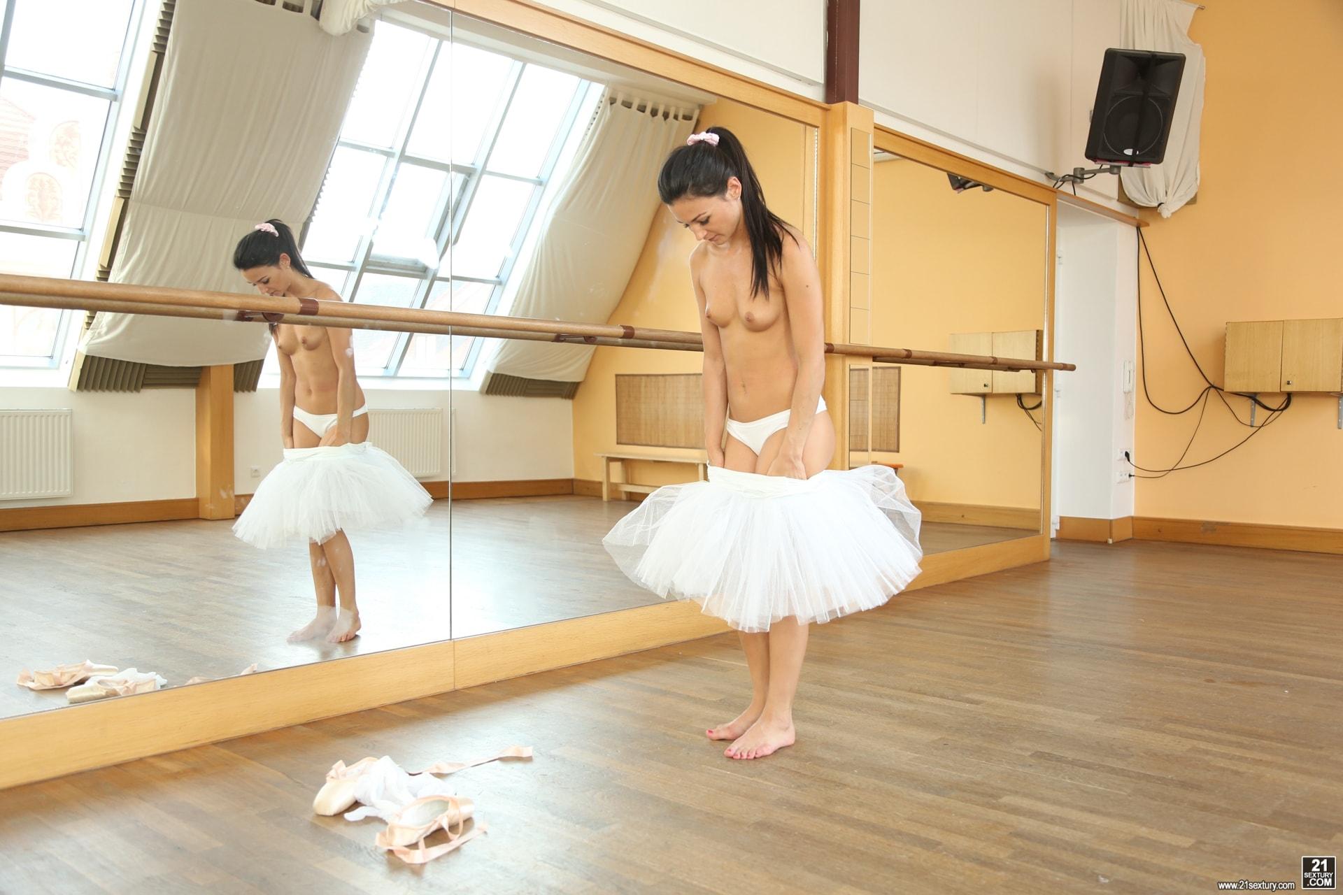 21Sextury 'Slutty Teen Ballerina  ' starring Adela (Photo 1)