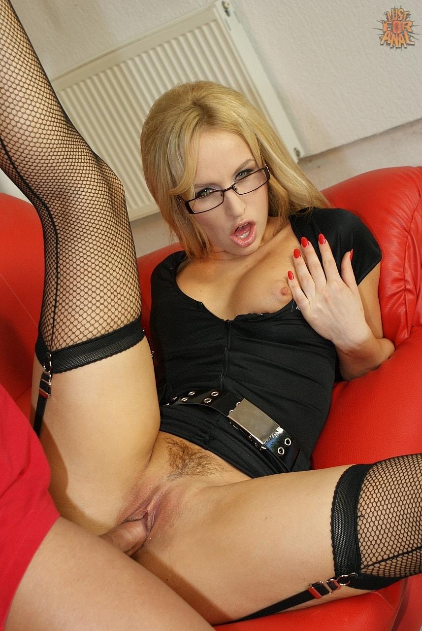 21Sextury 'Lust for anal with Aleska Diamond' starring Aleska Diamond (Photo 8)