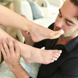 Alice March in '21Sextury' Suck Her Toes (Thumbnail 80)