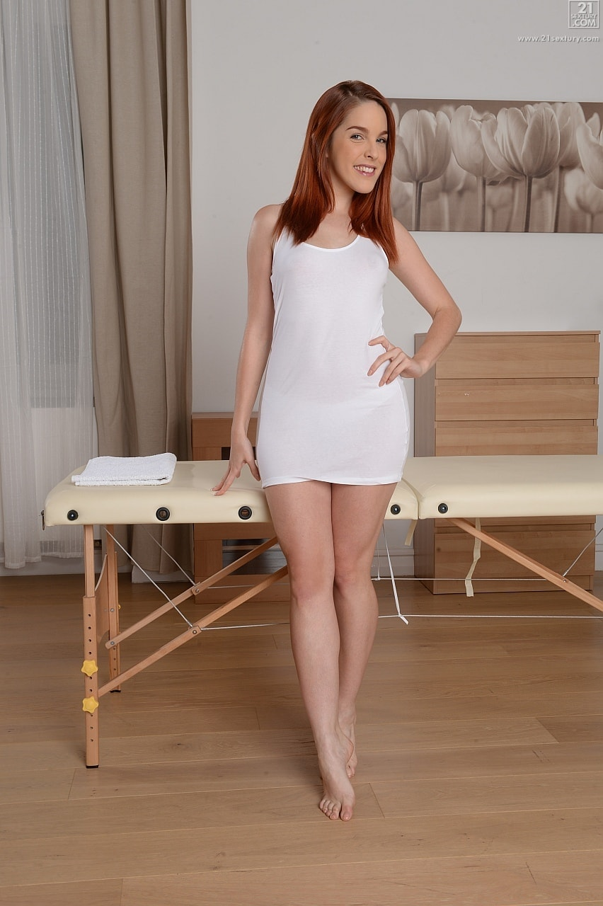 21Sextury 'Her Curious Fingers' starring Amarna Miller (Photo 1)