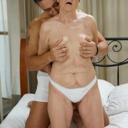 Anastasia in '21Sextury' Granny's White Lingerie (Thumbnail 32)