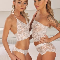 Angel Piaff in '21Sextury' Twin Blonde Angels (Thumbnail 1)
