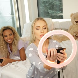 Angelika Grays in '21Sextury' PJs Play Date (Thumbnail 24)
