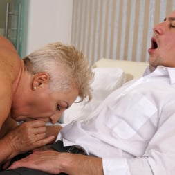 Astrid in '21Sextury' Thick Granny Loving (Thumbnail 95)