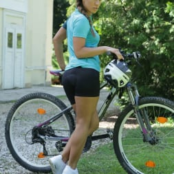 Athina in '21Sextury' Biker's Roulette (Thumbnail 8)