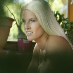 Blanche Bradburry in '21Sextury' Blonde Buns by the Fire (Thumbnail 26)