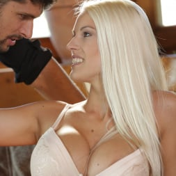 Blanche Bradburry in '21Sextury' Blonde Buns by the Fire (Thumbnail 39)