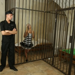 Candee Licious in '21Sextury' The Long Dick Of The Law (Thumbnail 1)