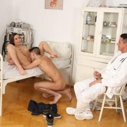 Carla Crouz in '21Sextury' Hospital Threesome (Thumbnail 10)