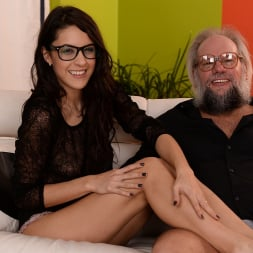 Carolina Abril in '21Sextury' Smart and Smarter (Thumbnail 1)