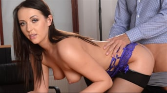 Carolina June in 'Anal Secretary'