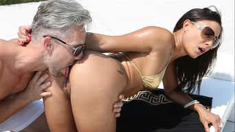Cassie Del Isla in 'AHF'