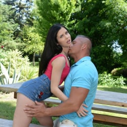 Cassie Right in '21Sextury' Breaking In The Backyard (Thumbnail 48)