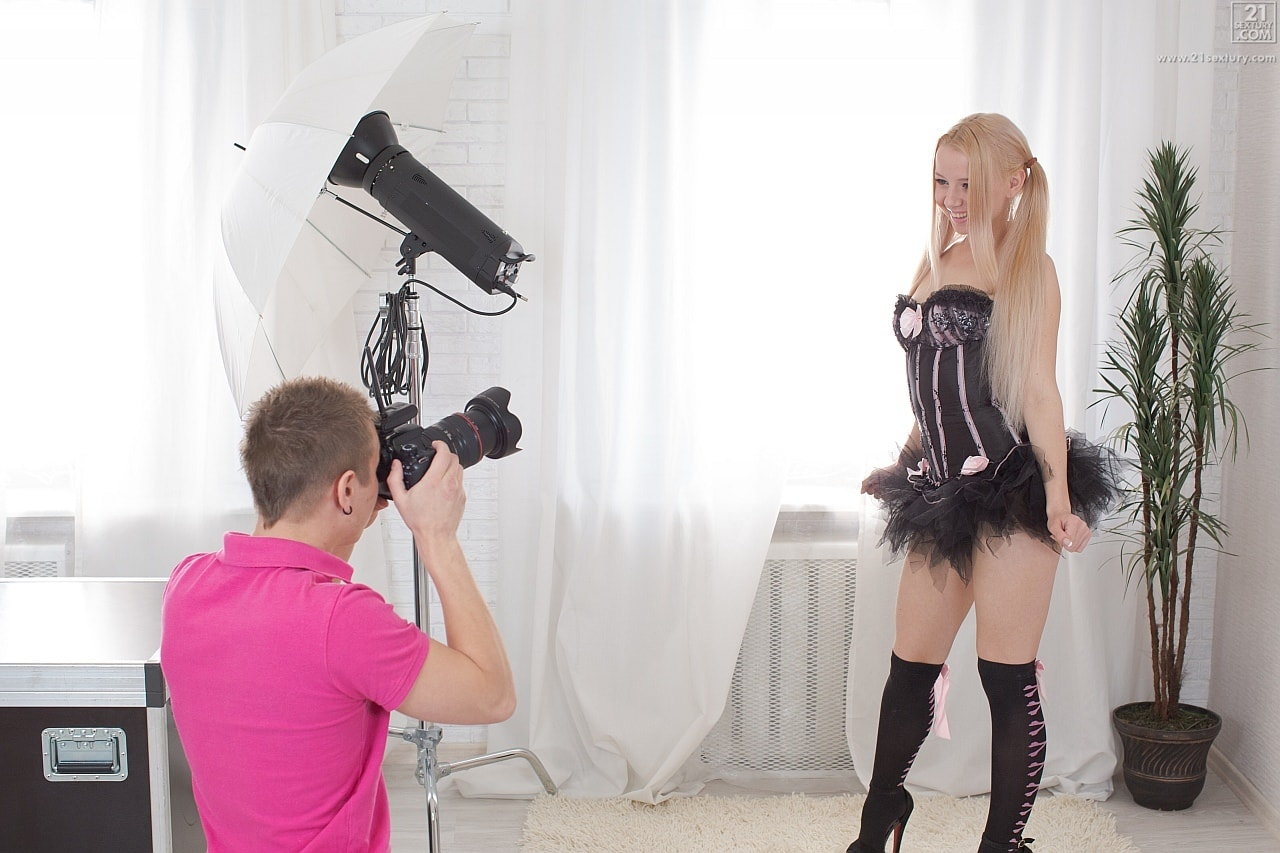 21Sextury 'Like a Doll' starring Cherry Angel (Photo 1)