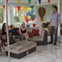 Cherry Torn in '21Sextury' The Sex Party (Thumbnail 1)
