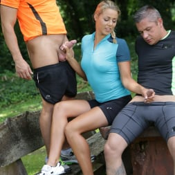 Christen Courtney in '21Sextury' Deep-Woods Trails (Thumbnail 18)