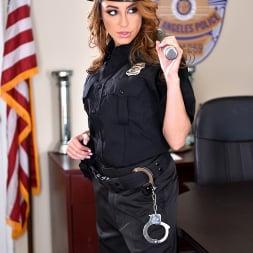 Christiana Cinn in '21Sextury' Officer Kinky! (Thumbnail 1)