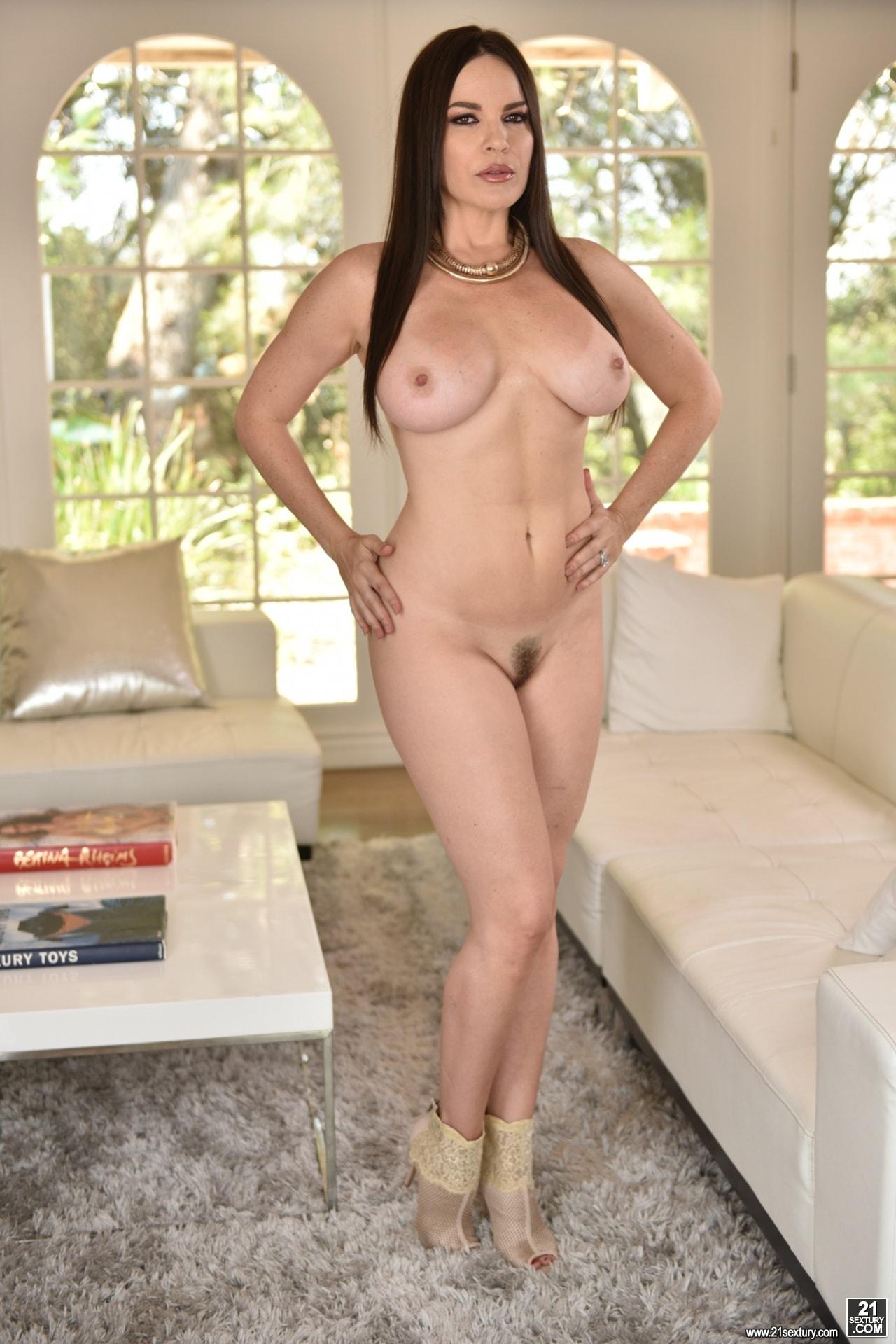 21Sextury 'I Missed Your Cock' starring Dana DeArmond (Photo 32)