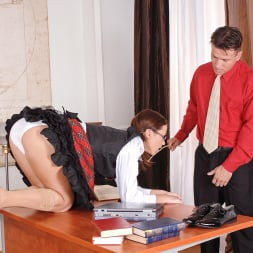 Denise Sky in '21Sextury' Discipline me with your feet (Thumbnail 40)