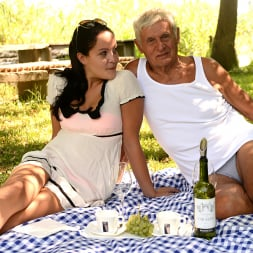 Dolly Diore in '21Sextury' Of Picnics and Old Cocks (Thumbnail 26)