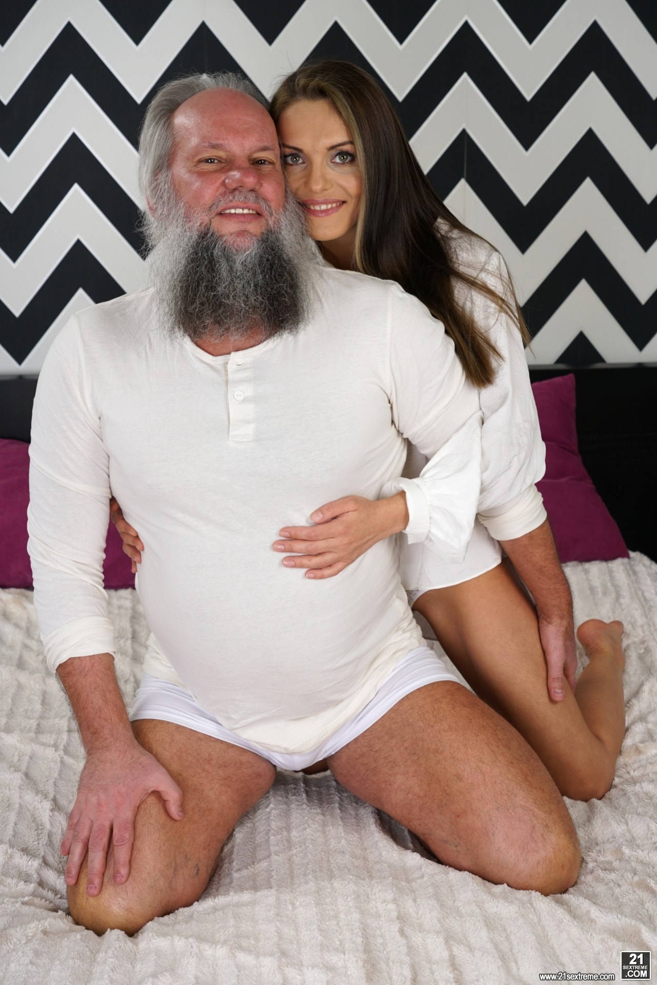 21Sextury 'Grandpa's Appetite' starring Dominica Fox (Photo 51)