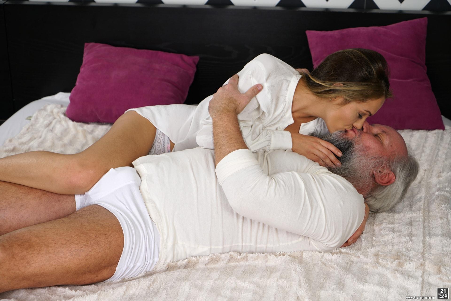 21Sextury 'Grandpa's Appetite' starring Dominica Fox (Photo 68)