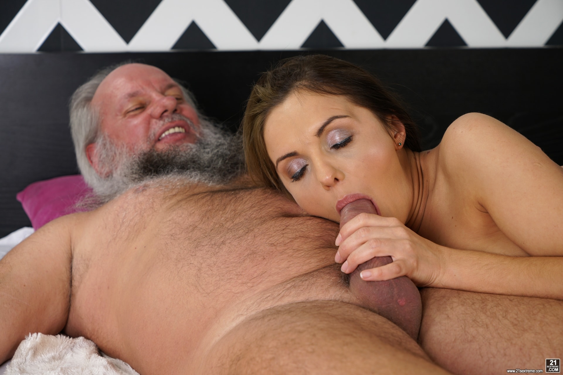 21Sextury 'Grandpa's Appetite' starring Dominica Fox (Photo 102)