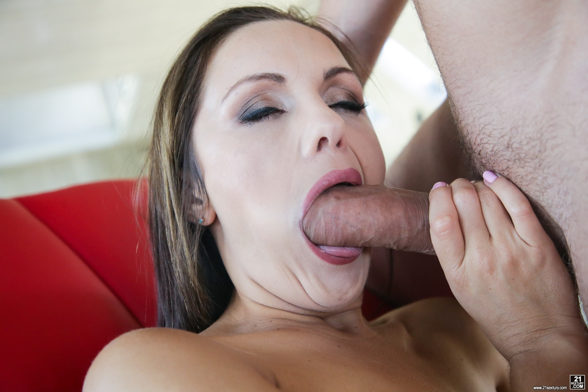 21Sextury 'No One Butt You' starring Dominica Fox (Photo 40)