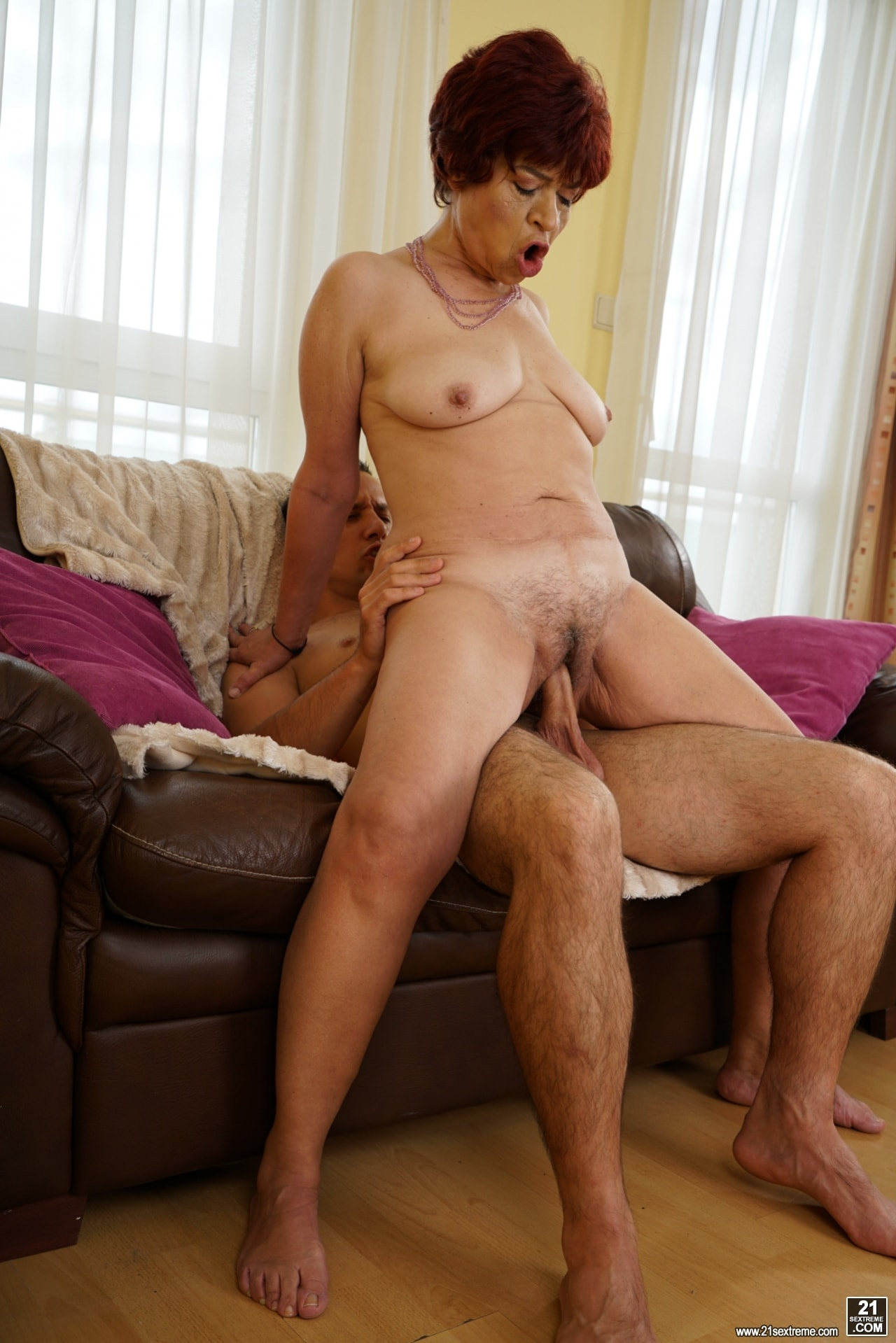 21Sextury 'A Taste of Experience' starring Donatella (Photo 228)