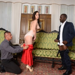 Emily Ross in '21Sextury' Never Too Shy For a DP (Thumbnail 32)