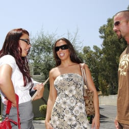 Eva Angelina in '21Sextury' Busty Rachel Starr meets Eva Angelina (Thumbnail 9)