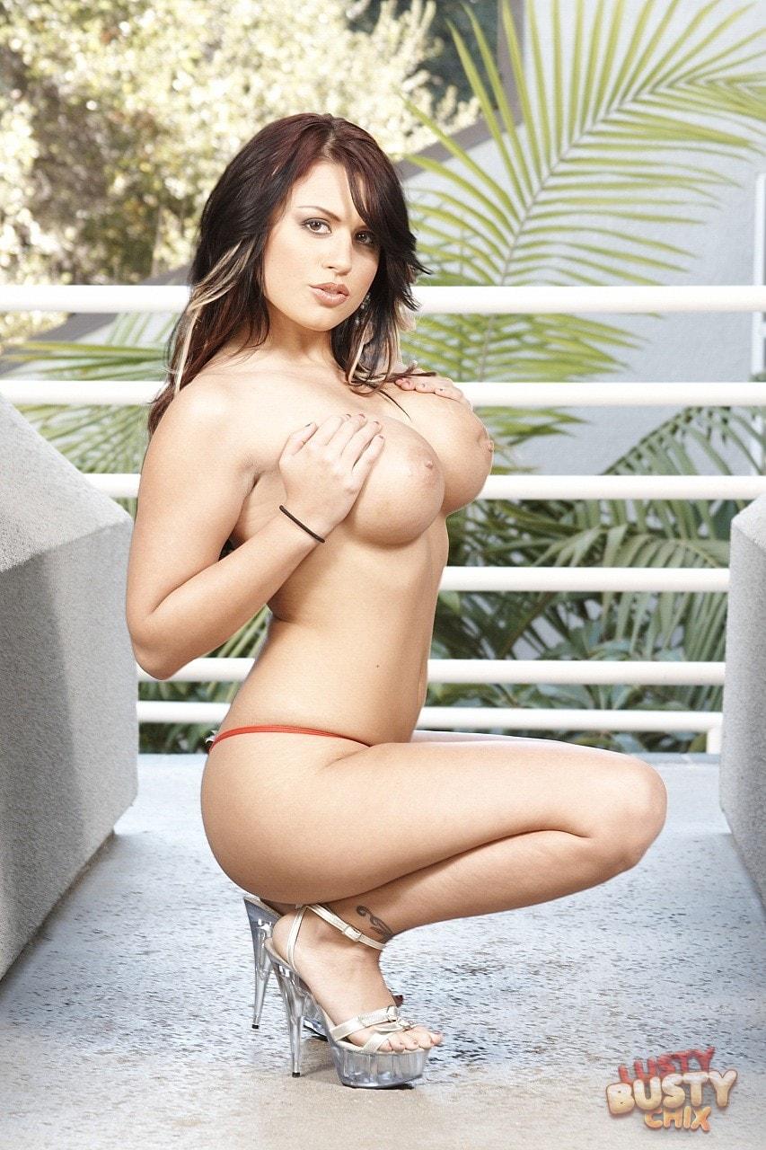 21Sextury 'Lusty busty Eva Angelina' starring Eva Angelina (Photo 8)