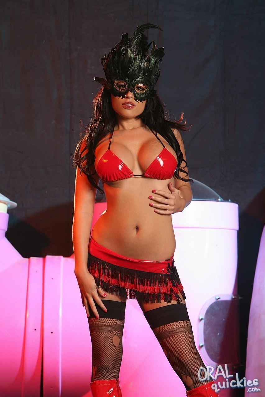 21Sextury 'Quickie with Eva Angelina' starring Eva Angelina (Photo 1)