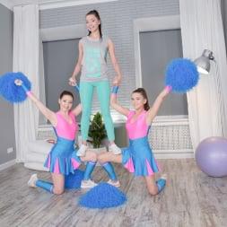 Evelina Darling in '21Sextury' Cutie Cheerleader Party (Thumbnail 5)