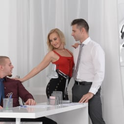 Helena Valentine in '21Sextury' The Office Vibe (Thumbnail 12)