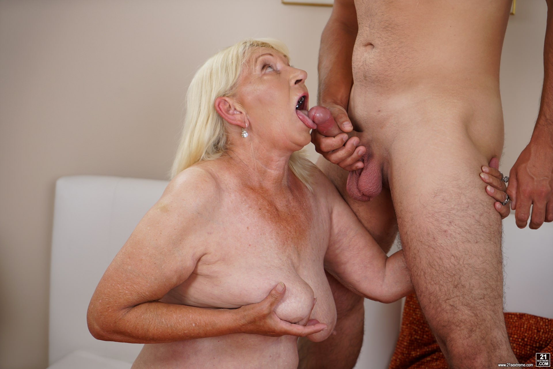 21Sextury 'Naughty Granny's Cravings ' starring Irene (photo 117)