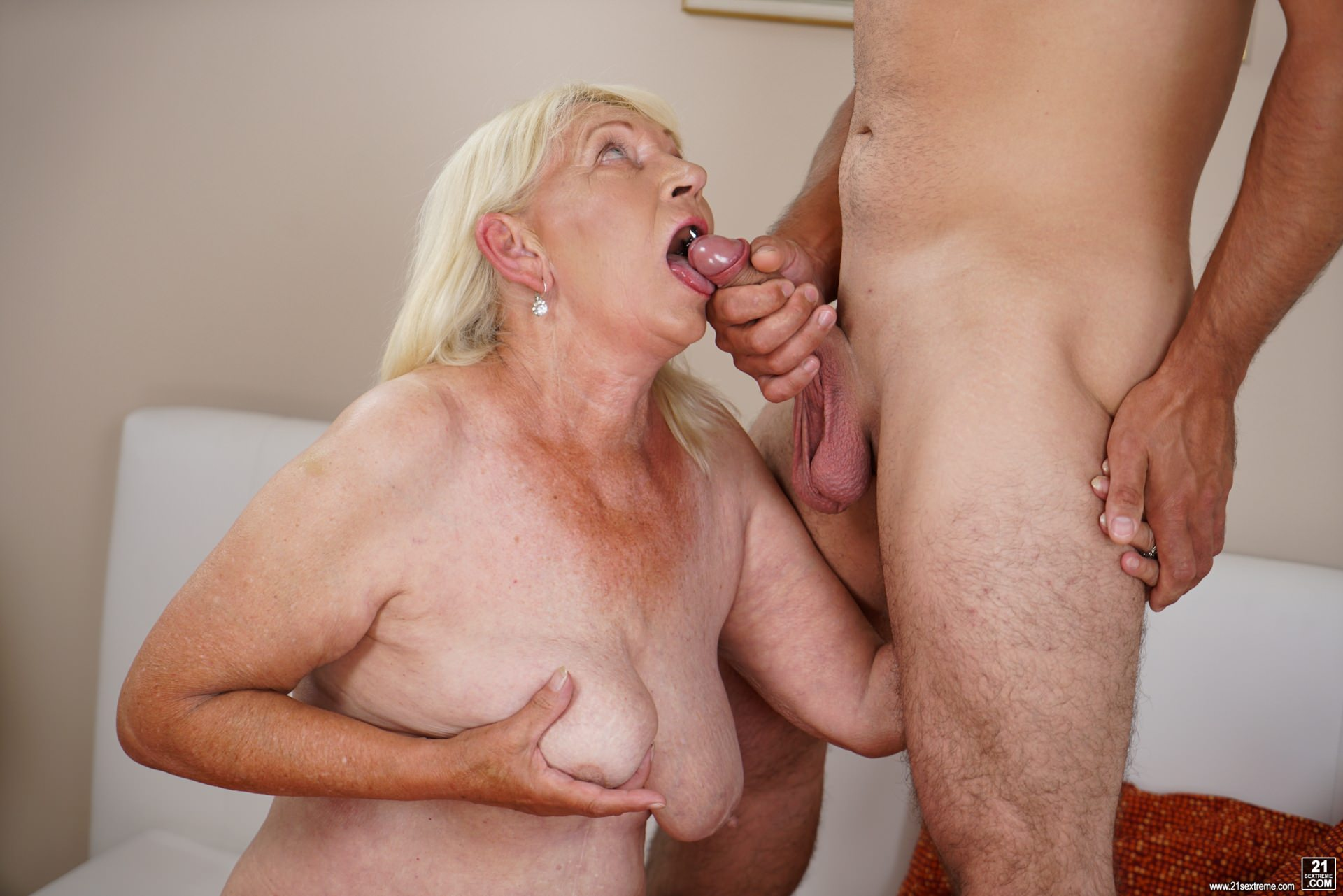 21Sextury 'Naughty Granny's Cravings ' starring Irene (photo 125)
