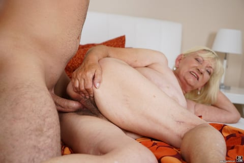 21Sextury 'Naughty Granny's Cravings ' starring Irene (Photo 108)