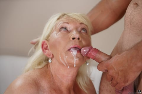 21Sextury 'Naughty Granny's Cravings ' starring Irene (Photo 135)