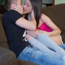 Iza in '21Sextury' On My Parents' Couch (Thumbnail 1)