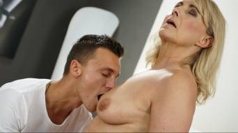 Jana Nelle in 'Ride My Cock, Granny!'