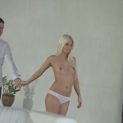 Jessie Volt in '21Sextury' White Dress (Thumbnail 28)