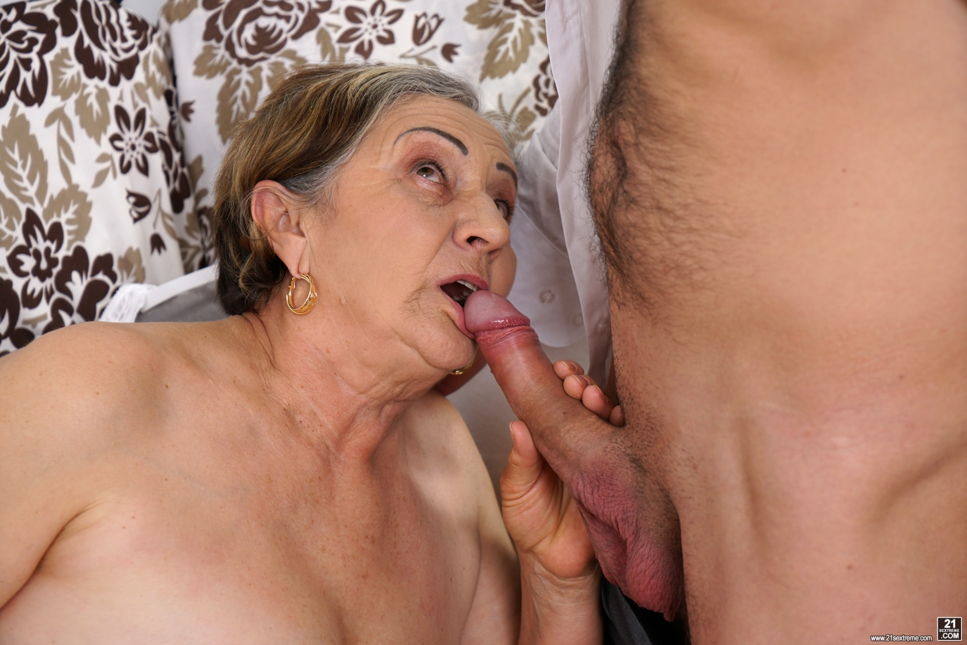 21Sextury 'Horny Hairy Granny' starring Kata (Photo 162)