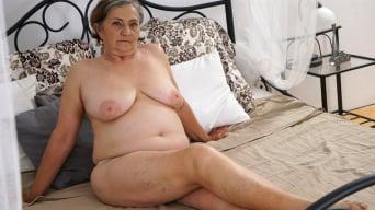 Kata in 'Horny Hairy Granny'
