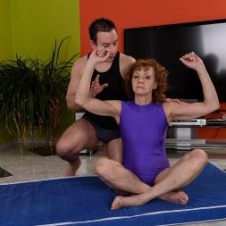 Katherin in '21Sextury' Not So Basic Yoga (Thumbnail 1)
