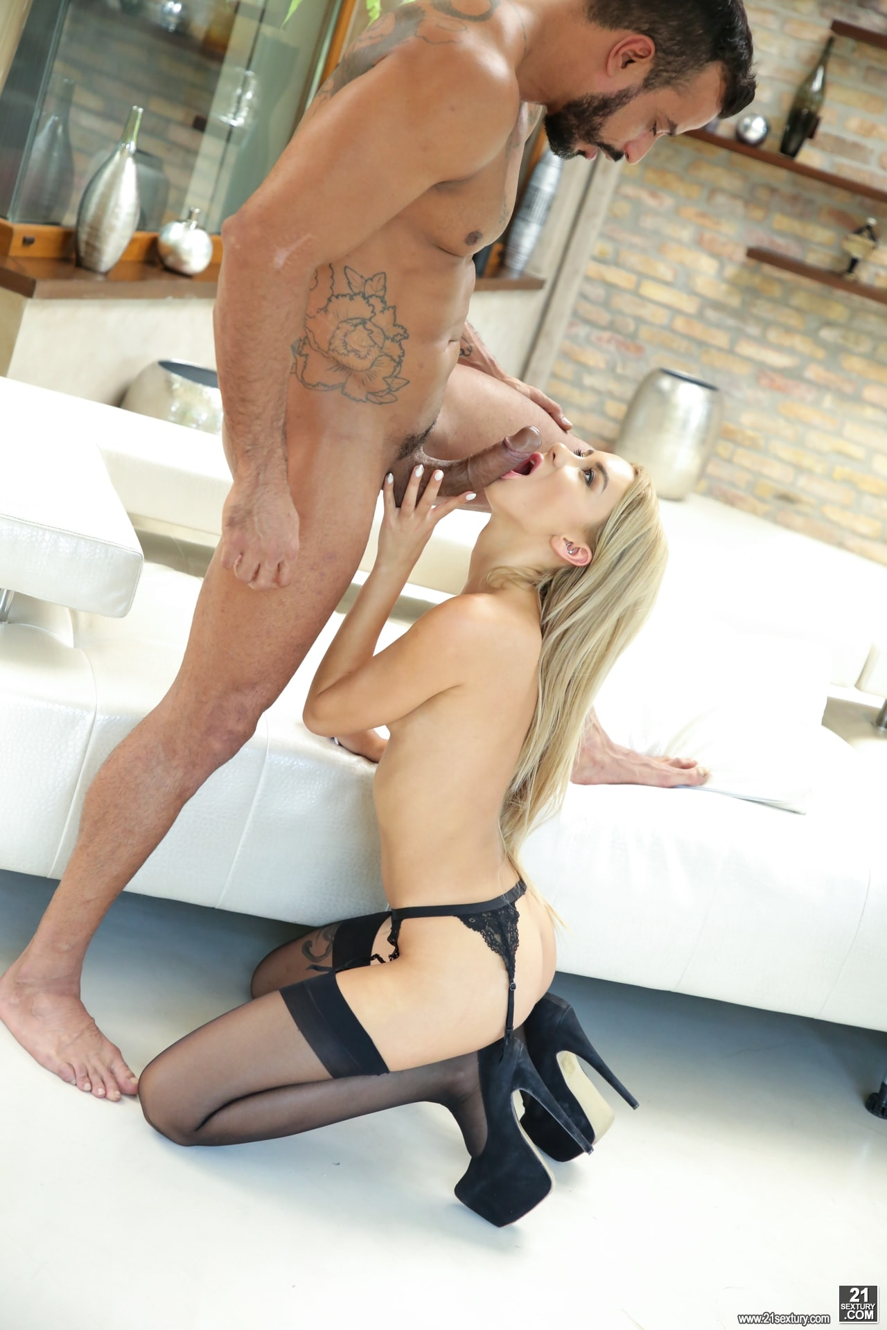 21Sextury 'My Ass Is Ready !' starring Katrin Tequila (Photo 111)