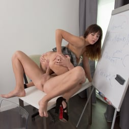 Katty Blessed in '21Sextury' Nerd Girl Fucks Prof (Thumbnail 110)